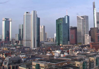 Webcams Allemagne En Direct De Berlin M 252 Nich Et Frankfurt
